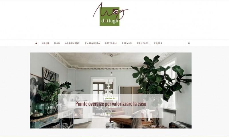 Lionshome for Dettagli home decor