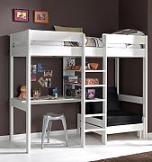 stai cercando letti a soppalco lionshome. Black Bedroom Furniture Sets. Home Design Ideas