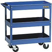 Alyco 192725 - Carrello workshop con 3 ripiani 740 x 380 x 780 mm 15 kg