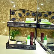 Accessori bagno ferro battuto confronta prezzi e offerte for Accessori bagno ferro battuto
