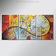 Quadri moderni dipinti a mano confronta prezzi e offerte for Dipingere quadri moderni