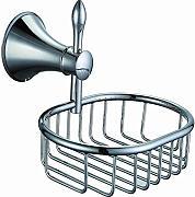 fyx portasapone in rame con cromato ventosa a parete set di accessori da bagno e cucina
