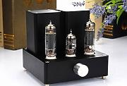 Gowe EL84 + 12AX7 mini Tube Amp nero tubo amplificatore