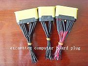 Gowe Escavatore computer Board Plug per pc-7 Escavatore Escavatore Escavatore computer Board Plug – Accessori – Parts – Digging Machine PC Board Plug
