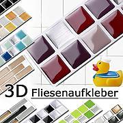 Adesivi per piastrelle cucina confronta prezzi e offerte for Mosaico adesivo 3d