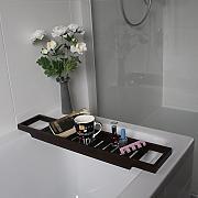 ikea ripiano per la vasca da bagno vasca da bagno vassoio in 2 colori