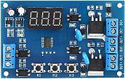 Produktbild: KKmoon Dual MOS Modulo relè di ritardo Relay Cycle Delay Time Switch DC 12/24V