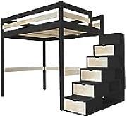 Letto soppalco legno confronta prezzi e offerte e risparmia fino al 44 lionshome - Letto 120 x 200 ...