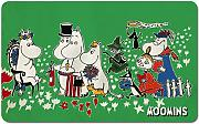 LOGOSHIRT - I Mumin Il tagliere - Birthday Party - The Moomins - multicolore - design originale concesso su licenza