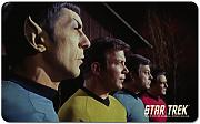LOGOSHIRT - Star Trek Il tagliere - Spock, Kirk, McCoy And Scotty - multicolore - design originale concesso su licenza
