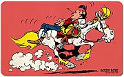 Lucky Luke - Riding On Jolly Jumper Il tagliere - multicolore - design originale concesso su licenza
