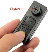 Mengshen New HD Mini DV Button S918 Pinhole Spy Hidden Camera Cam pulsante videocamera Audio Recorder sicurezza DVR Videocamere Digitali MS-S918