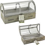 Serre da orto confronta prezzi e offerte e risparmia fino - Mini serra da interno ...