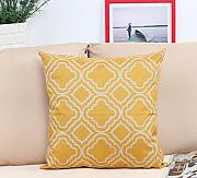 Nalmatoionme 45,7 x 45,7 cm semplice Argyle modello Home Office throw Pillow case cuscino accessori