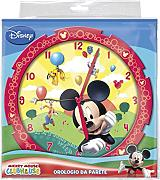 Produktbild: North Star 30002-G Disney Mickey Mouse Orologio Parete, Multicolore