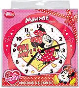 Produktbild: North Star 30102-G Disney Minnie Orologio Parete, Multicolore
