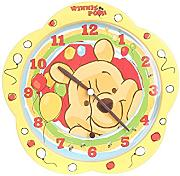 Produktbild: North Star 30202-G Disney Winnie The Pooh Orologio Parete, Multicolore