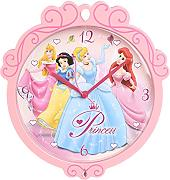 Produktbild: North Star 30302-G Principesse Disney Orologio Parete, Multicolore