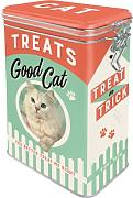 Nostalgic Art 31107 Animal Club Cat Treats Good Boy, aroma Dose