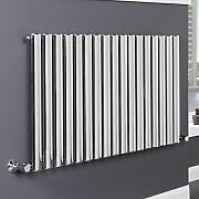 nuovo norden termosifone termoarredo arredo salotto bagno 600 x 1020 cromato disponibile