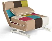 Produktbild: Poltrona Letto Super Quadri Multicolor