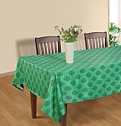 Produktbild: Polysateen Digitally Printed Rectangular Table Cover 60x120 Inch 12 Seater,RDSXXL-2008L