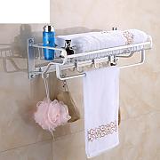 portasciugamani bagnoportasciugamanolo spazio bagno alluminio scaffalaturebagno accessori hardwareinsieme