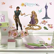 Rapunzel Wall sticker / roommate on the Disney tower (Room Mates) (japan import)