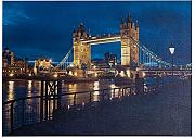 Produktbild: Rebecca Srl Arredo Murale Quadro Tela da Appendere Londra Tower Bridge Moderno Salotto Camera da Letto (Cod. RE4713)