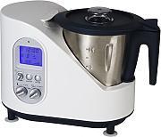 robot da cucina exc ha 39807 per cucinare cuocere a vapore brasare