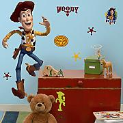 RoomMates Disney Toy Story Woody Giant Wall Sticker