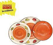 Servizio piatti kasanova confronta prezzi e offerte for Piatti kasanova