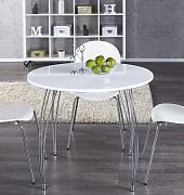 Tavolo rotondo bianco confronta prezzi e offerte e for Tavolo rotondo diametro 90