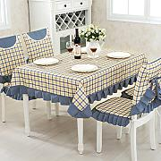 stai cercando qi tablecloths cuscini per sedie? | lionshome - Sedia Rivestimento Tessuto Caffe