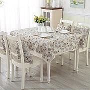 Tovaglie moderne confronta prezzi e offerte lionshome - Tovaglia per tavolo salotto ...