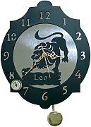 "Volpe ""11388 leo-Orologio, 374 x 312 mm"