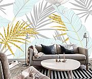 (140X70CM), 3D Wallpaper Mural - Nordic astratto