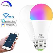15w Colors/brightness Dimming Wifi Smart Light