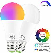 15w Wifi Smart Led Dimmable Lamp