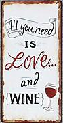 1art1 Amore - all You Need Is Love And Wine