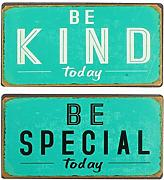 1art1 Ispirazione - Be Kind Today, Be Special