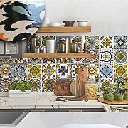Stunning Piastrelle Adesive Cucina Ideas - Home Interior Ideas ...