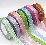 21,9 m roll ribbon-nacola 20 mm filato colorato