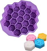 22,9 cm Bee Honeycomb cake stampo per sapone