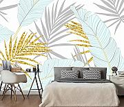 (250X200CM), 3D Wallpaper Mural - Nordic astratto