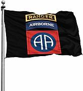 384 Giardino Bandiera 82Nd Airborne with Ranger