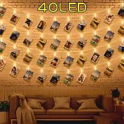 40 Luci per Foto - Lucine Led Decorative per