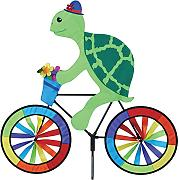 A forma di girandola. Turtle On A Bike giardino