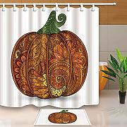 AdaCrazy Decorazioni Halloween Pumpkin with