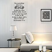 adesivo murale 28x24 For Everything There Is A
